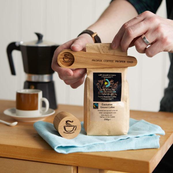 Coffee Bag Sealer, Coffee scoop, Coffee tamper