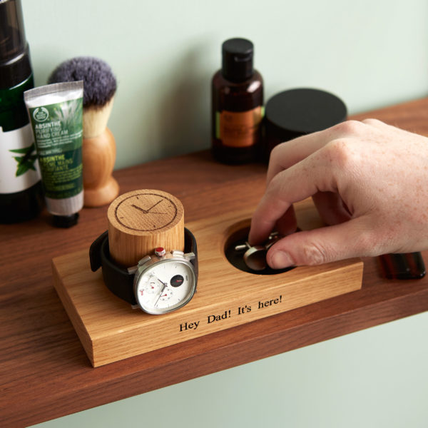 Cufflink and Watch stand