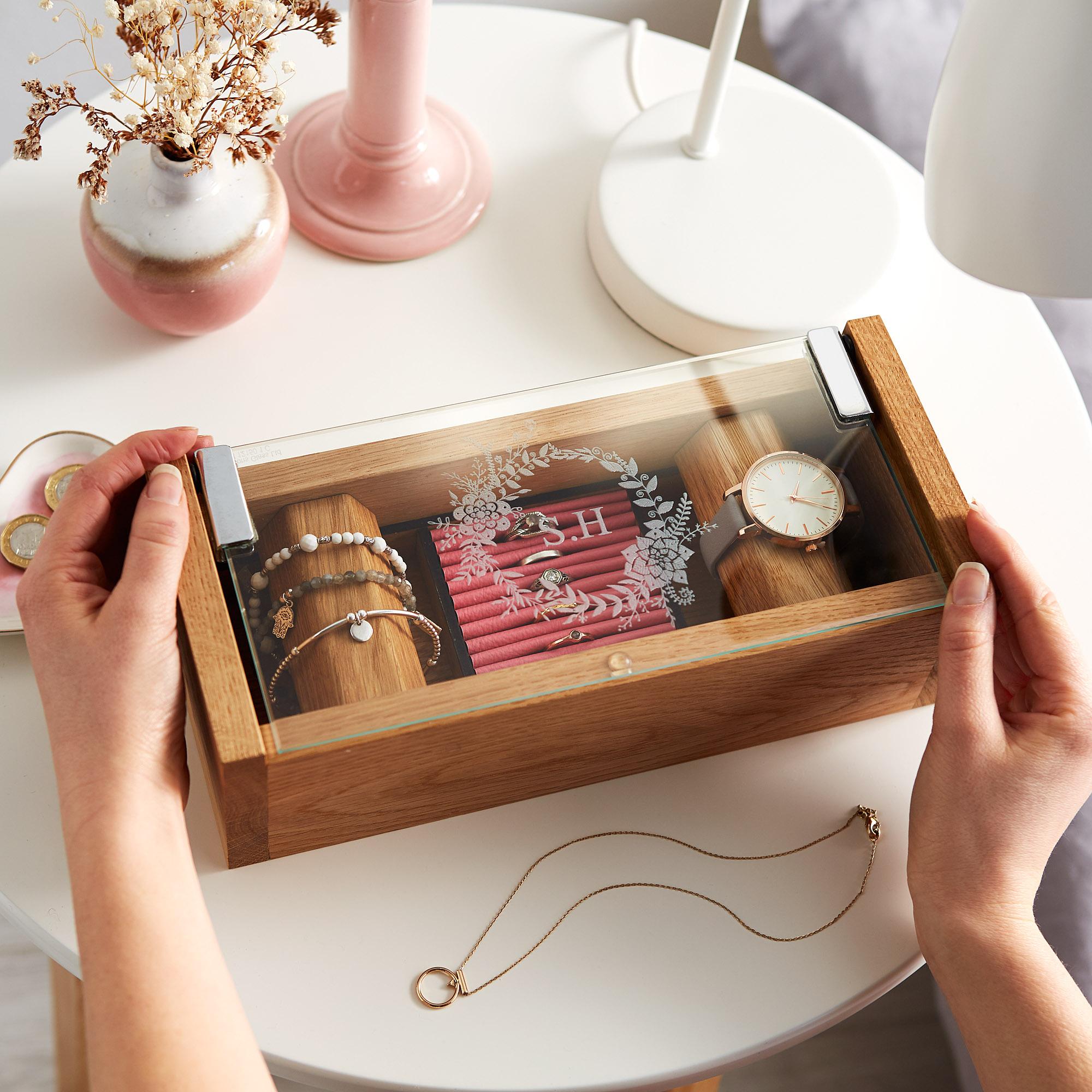 Jewellery Box Personalised