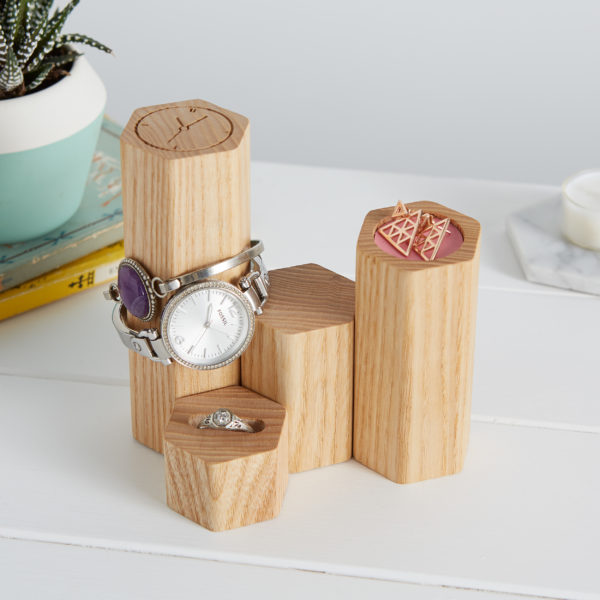 ladies watch ring and bracelet stand