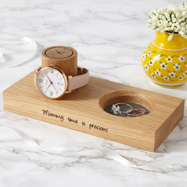 Ladies watch stand