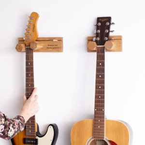Personalised and Small Guitar Stands