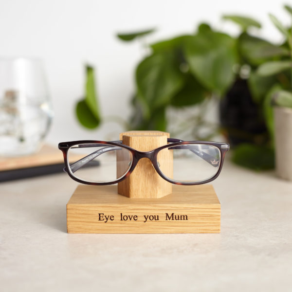 Personalised Glasses Stand For Mum